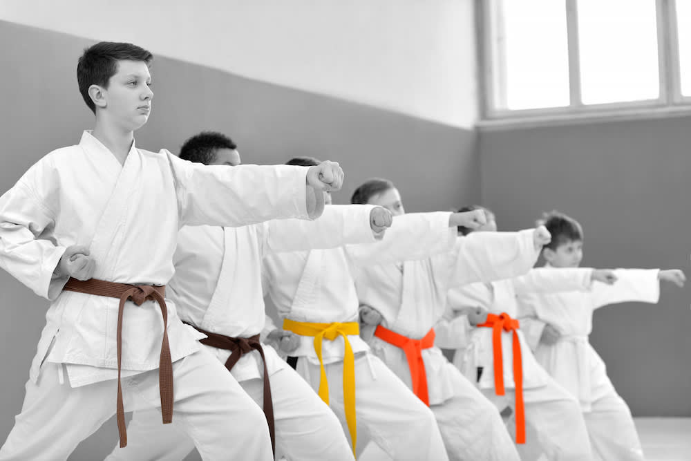 Kids martial arts in Gaithersburg