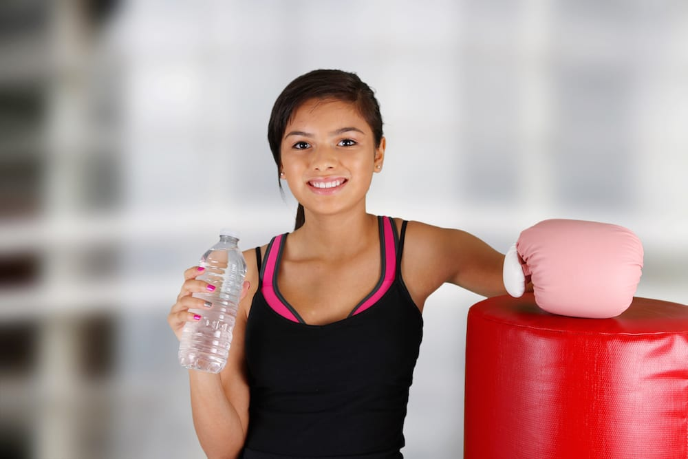 fitness kickboxing in Gaithersburg