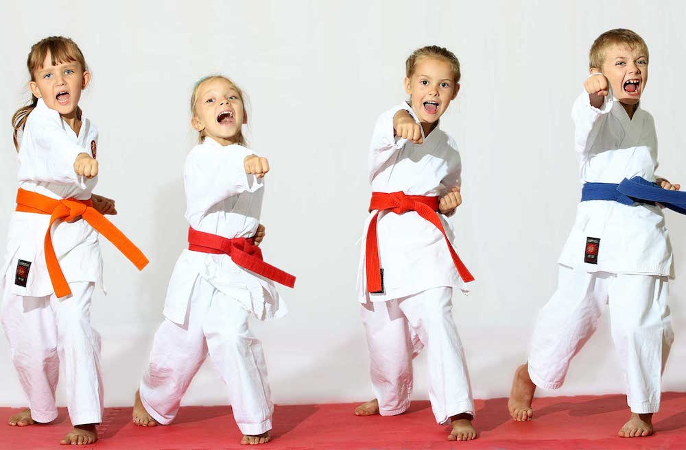 Gonzales Kids Martial Arts