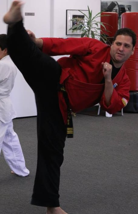 Master Eric Tenuto in Sicklerville - Karate Unlimited