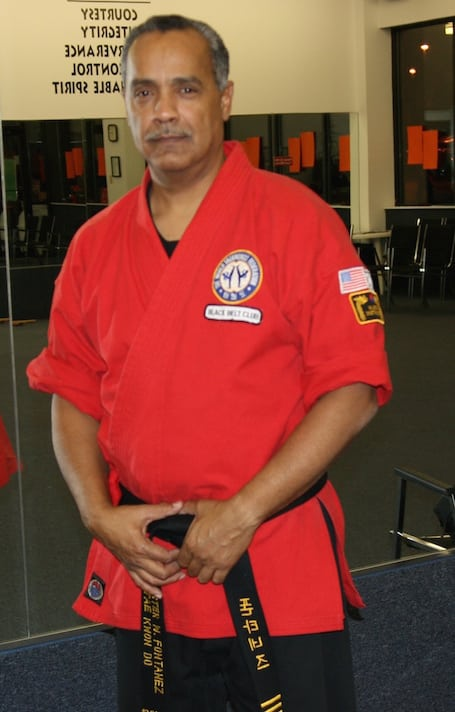Master William Fontanez in Sicklerville - Karate Unlimited