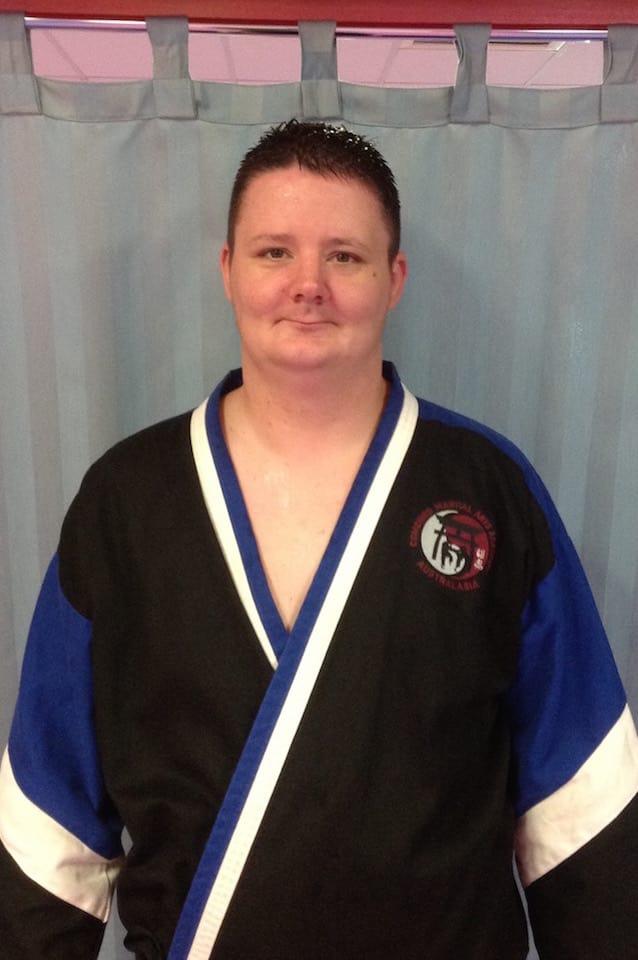 Renshi Guy Wakefield in Nerang - Combined Martial Arts Academy Nerang
