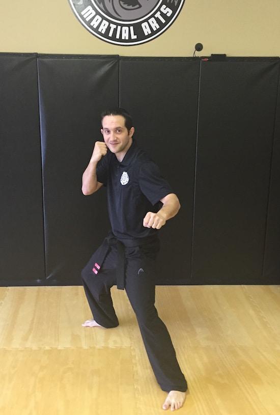 AJ Tutt in Hendersonville - Hendersonville Martial Arts
