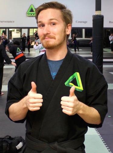 Austin Ingram in Gonzales - Active Martial Arts