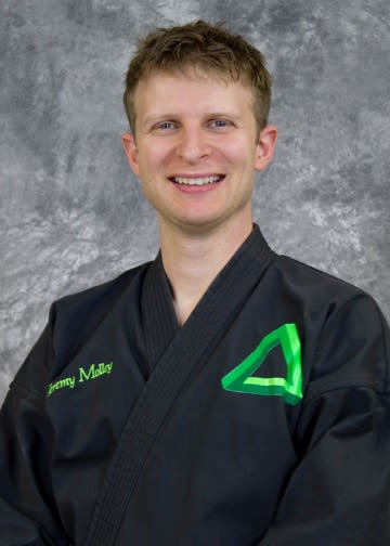 Jeremy Molley in Gonzales - Active Martial Arts