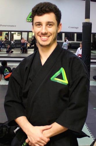 Patrick Dumas in Gonzales - Active Martial Arts