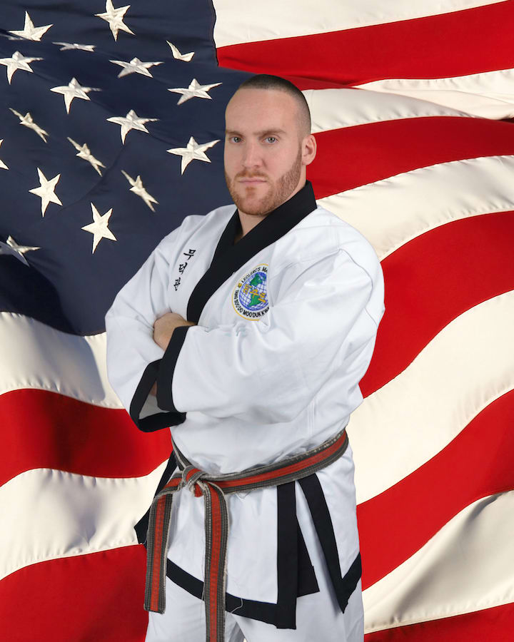 Sean Ohearn in Arlington - Leclerc's Martial Arts