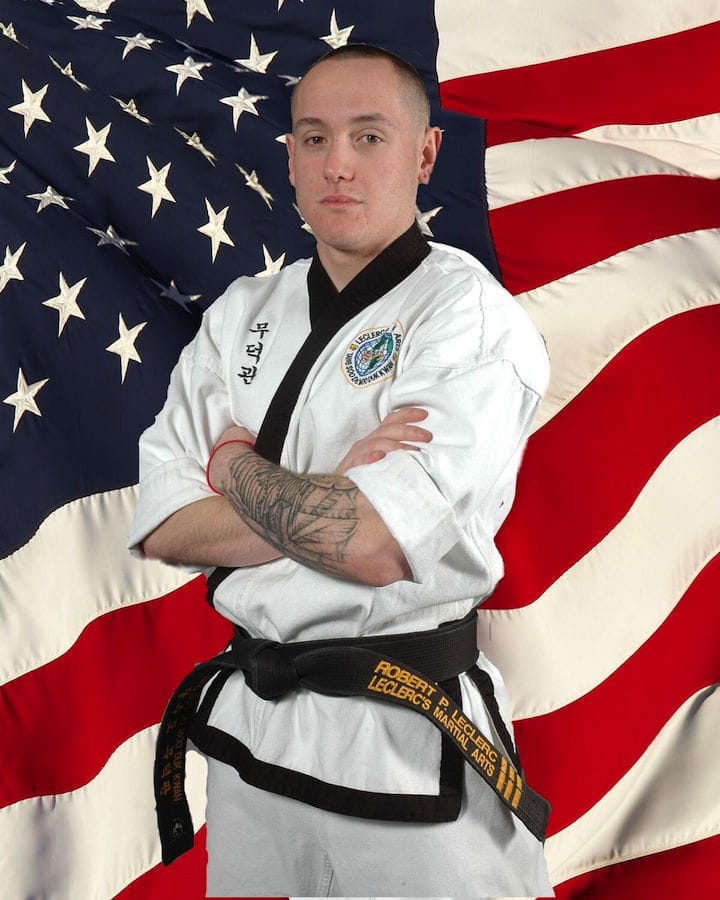 Robert P Leclerc Jr in Arlington - Leclerc's Martial Arts