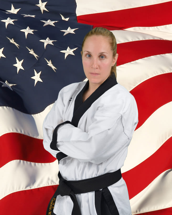 Laura Betti in Arlington - Leclerc's Martial Arts