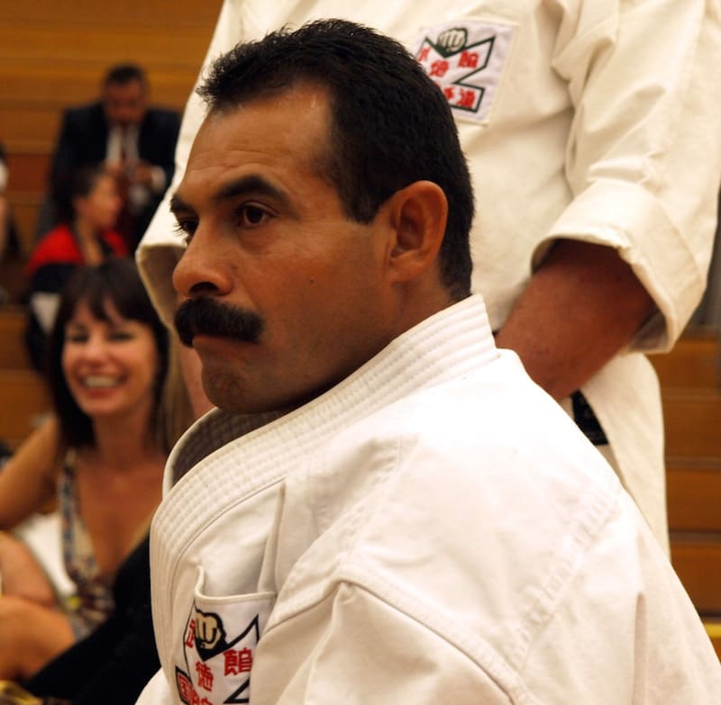 Alfonso Espinosa in Glendale - International Karate Association