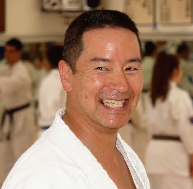 Rod Kuratomi in Glendale - International Karate Association