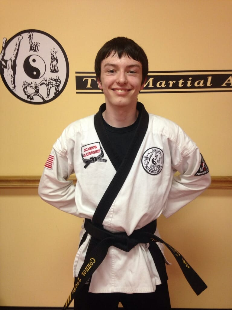 Connor Judge in Haverhill - Ocasio's True Martial Arts
