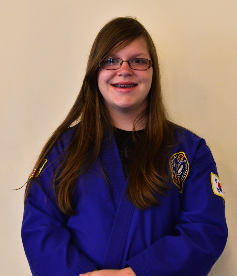 Danielle Kirby in Kennesaw - CKD Martial Arts Of Kennesaw