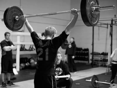 Patrick Sweiger in Red Deer - Ignite Fitness & Performance