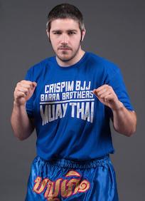 Joe Chernay in  Pleasanton - Crispim BJJ & MMA