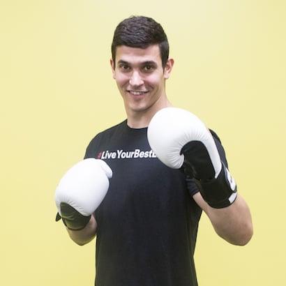 Joe Demearse in Windsor - Kersey Kickbox Fitness Club
