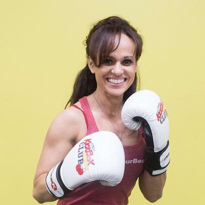 Kathryn Kersey in Windsor - Kersey Kickbox Fitness Club