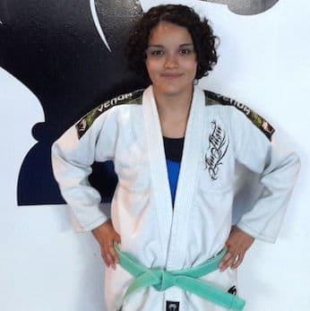 """Joana """"MoJo JoJo"""" Lara in Longmont - Dark Horse Brazilian Jiu Jitsu"""