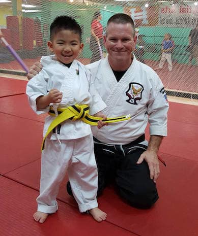 Jim Dryburgh in Carrollton - PowerKenpo