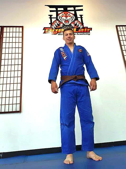 Christian Diaz in Mesa - Tigers Lair