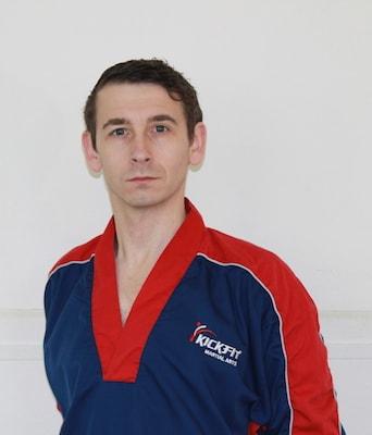 Richard Parks in Reading - KickFit Martial Arts School Reading