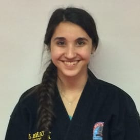 Ms Ariana Bhatia in Bryn Mawr - PRO Martial Arts Bryn Mawr