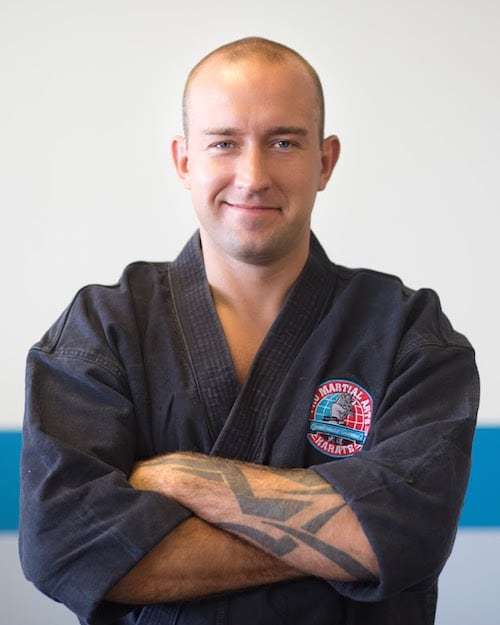 Danny in Naperville - PRO Martial Arts Naperville
