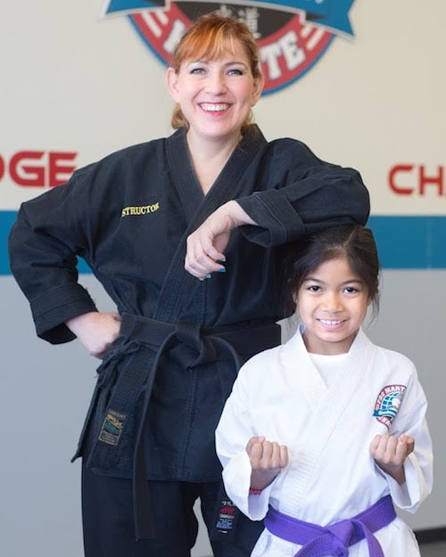 Wendy Napolitano in Naperville - PRO Martial Arts Naperville