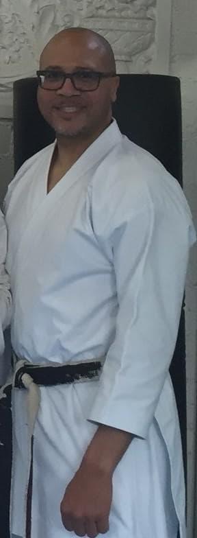 Sensei Odell Hemby Jr in Westchester - Baxter Karate Dojo