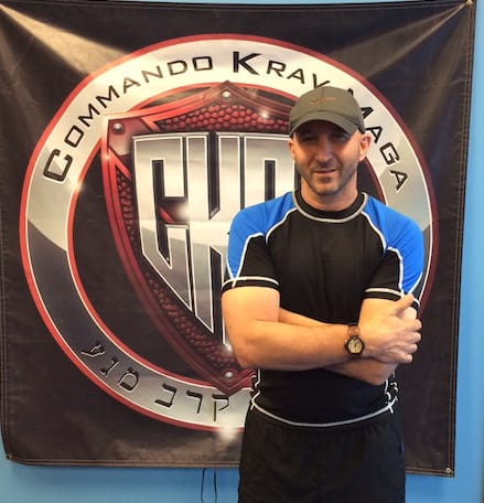 MIKE SCHARAGA in Philadelphia - Commando Krav Maga and Diamond Mixed Martial Arts