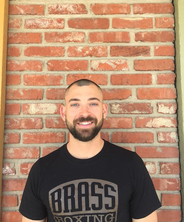 Ryan Bade in Kansas City - Brass Boxing & Jiu Jitsu
