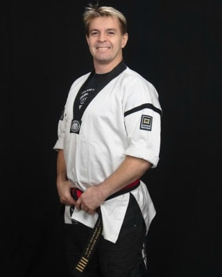 Master Kerson Cooper in Marlborough - New England Martial Arts Athletic Center
