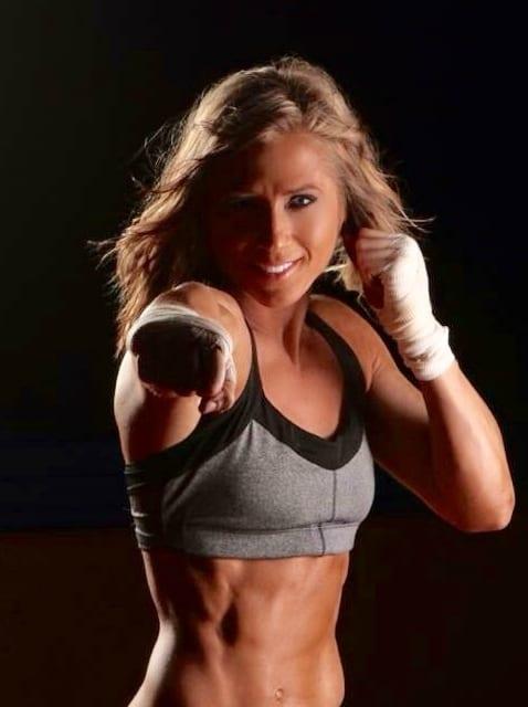 Amber Lynn in Rhode Island - Burke's Martial Arts