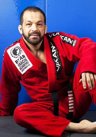 Professor Helio Moreira  in Denver - Dark Horse Combat Club