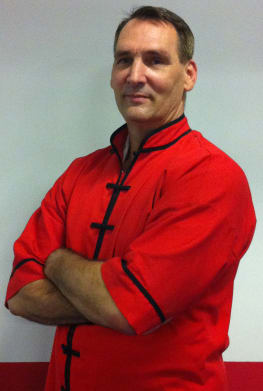 Shi Fu Joe Dunphy in Gaithersburg - US Martial Arts and Fitness