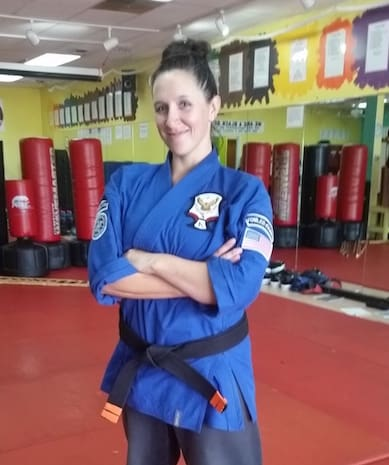 Keri Bailiff in Carrollton - PowerKenpo
