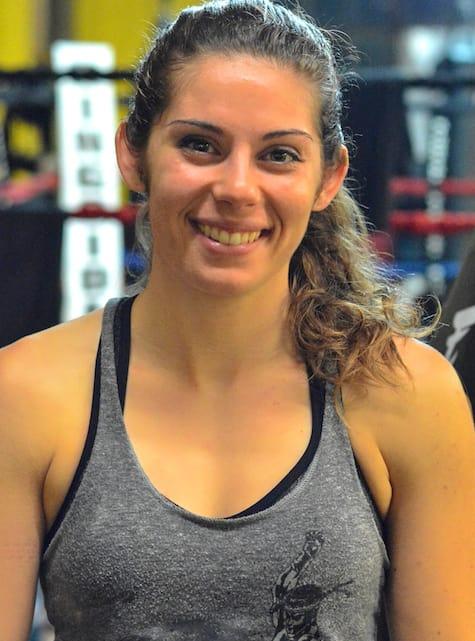Christine Antonelli in Rhode Island - Burke's Martial Arts