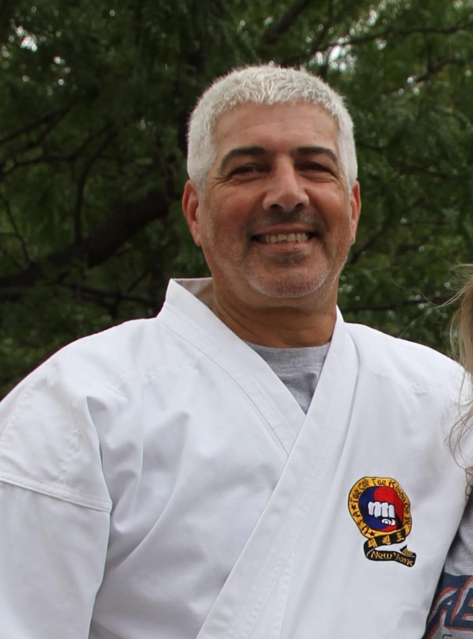 Master Peter Dubitsky in Albertson - Taecole Tae Kwon Do & Fitness