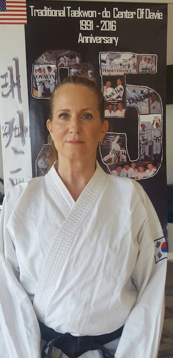 Kyosah Nim KC in Davie and Cooper City - Traditional Taekwon-Do Center Of Davie