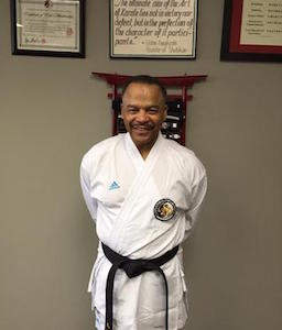 Sensei Rasool Ahmed in Kansas City - Integrity Martial Arts Academy