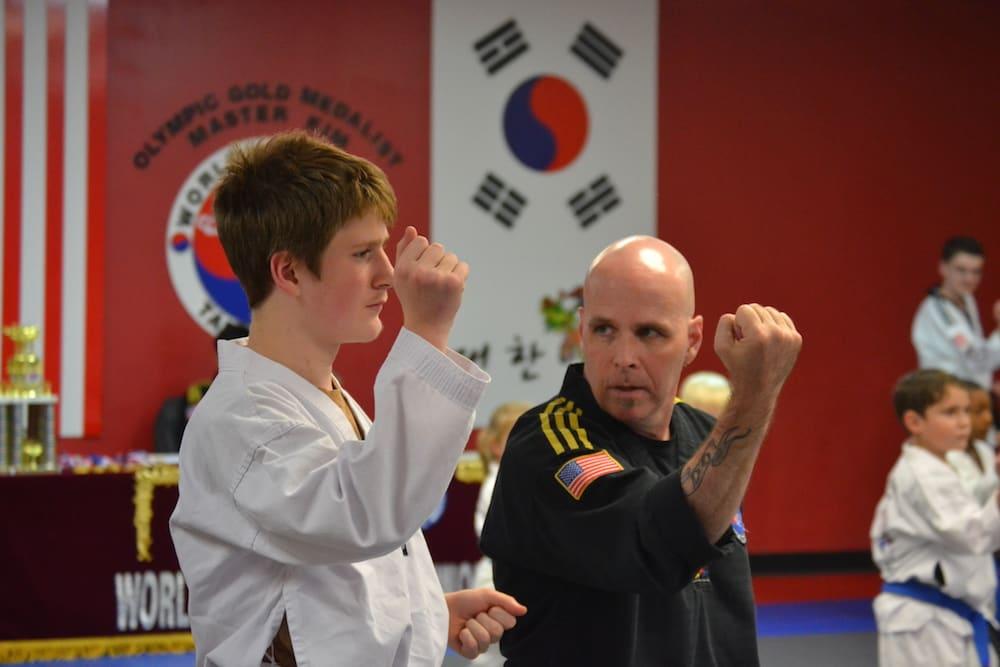 World Champion Taekwondo Portland