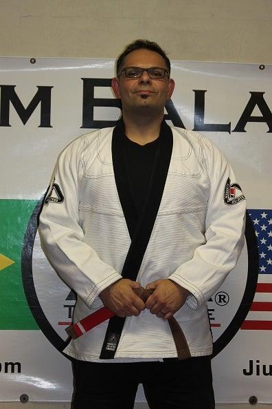 Tommy Merino in Sewell - Hassett's Jiu Jitsu Club