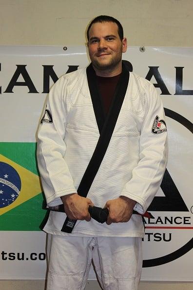 J.P. Cavalieri in Sewell - Hassett's Jiu Jitsu Club