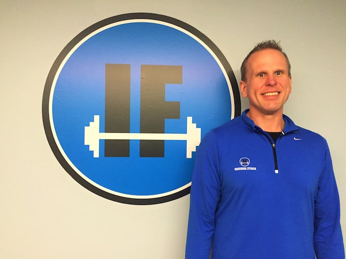 John Olson in Concord - Individual Fitness