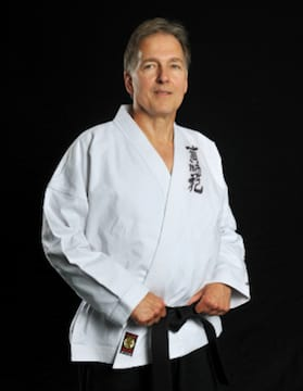 Tom Puckett in 	 Oklahoma City  - Jack Hwangs Martial Arts