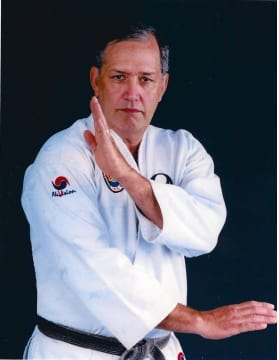 Charles Cavett in 	 Oklahoma City  - Jack Hwangs Martial Arts
