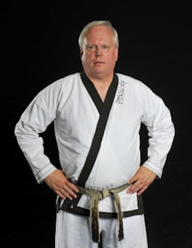Steven L. Tolson in 	 Oklahoma City  - Jack Hwangs Martial Arts