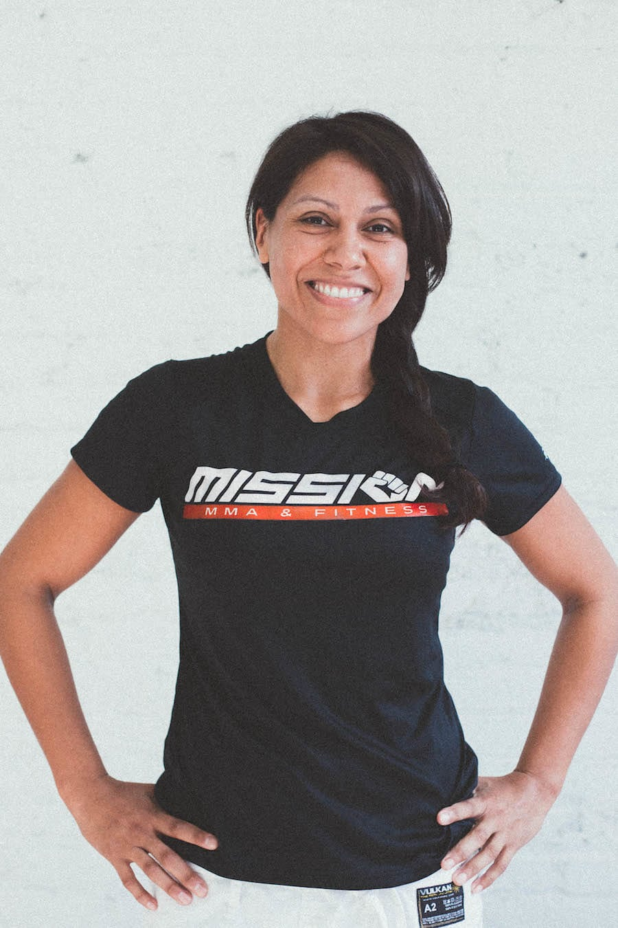 Veronica Galindo in 	 Chicago - Mission MMA And Fitness