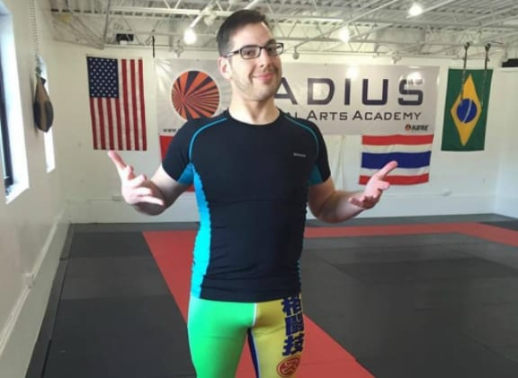 Steve White in Fairfield - Radius Martial Arts Academy