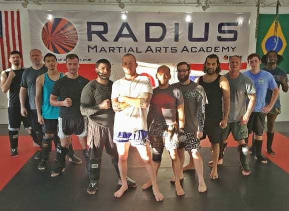 Josh Danis in Fairfield - Radius Martial Arts Academy